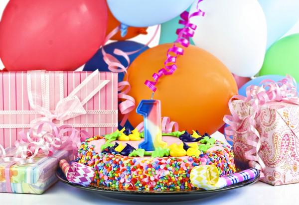 первый день рождения ребенка идеи сценария как украсить день