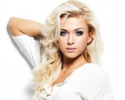 Безупречный макияж для невесты-блондинки