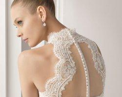 Волшебное плетение, или как выбрать кружевное свадебное платье