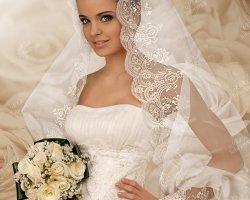 Таинство брака: выбираем платье для венчания в церкви