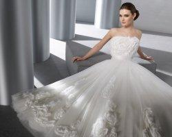 Восхитительный объем: выбираем пышное свадебное платье