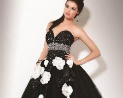 Черная жемчужина, или Как выбрать черное свадебное платье