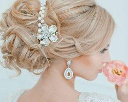 Распустила волосы, чтоб гостям понравиться: такие разные свадебные прически