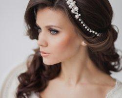 Прекрасная невеста: свадебные прически на длинные волосы