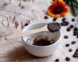Чистим перышки: делаем сами кофейный скраб для лица с морской солью