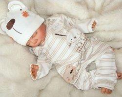 Стильные малютки: модная одежда для новорожденных