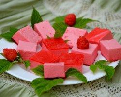 Нежное малиновое чудо: вкусное и ароматное суфле из малины
