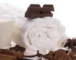 Прелести шоколадного массажа