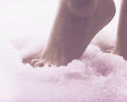 Что делать, если отморозил пальцы ног