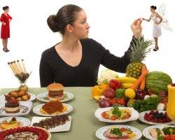 Здоровое питание для похудения: меню, советы и правила