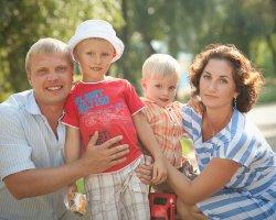 Разница в возрасте между детьми от пяти до семи лет, от восьми и более