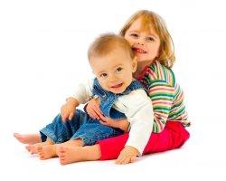 Разница в возрасте между детьми от двух лет до четырех