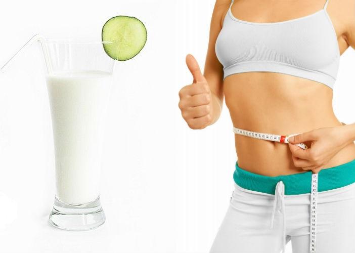 Кефирно-огуречная диета: худеем быстро и c пользой
