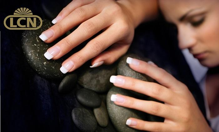 Система запечатывания LCN Natural Care System: 4 шага к здоровым ногтям