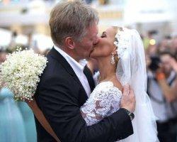 Свадьба Навки и Пескова: лучшие фото и скандальные подробности