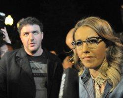 Ксения Собчак заподозрила Максима Виторгана в измене