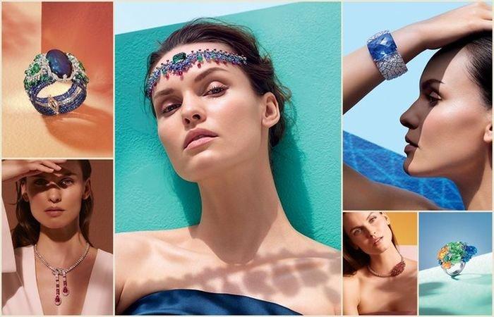 Оттенки Средиземноморья в новой коллекции Cartier
