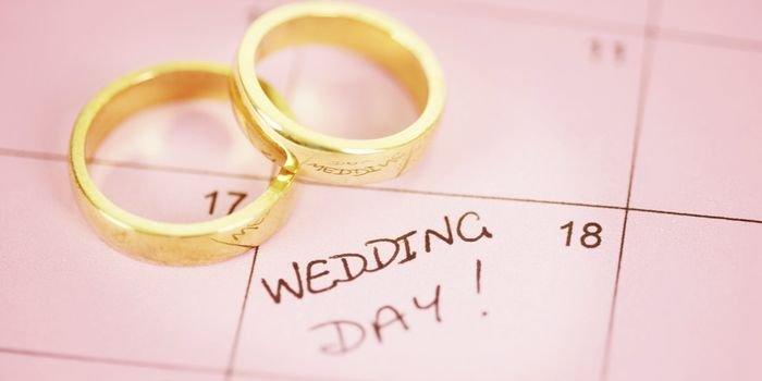 Благоприятные дни для свадьбы 2016: скрепите узы с благословения Вселенной!