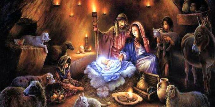 Стихи на Рождество Христово для детей и взрослых