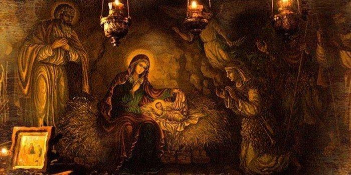 Молитва на Рождество Христово: диалог с Богом