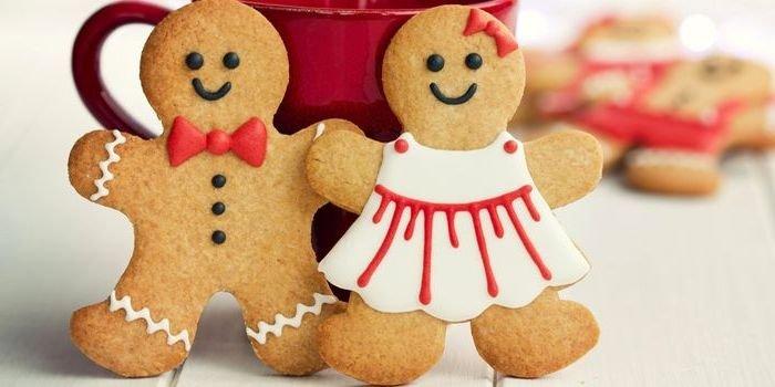Французская выпечка на Рождество: ароматный пряник и печенье