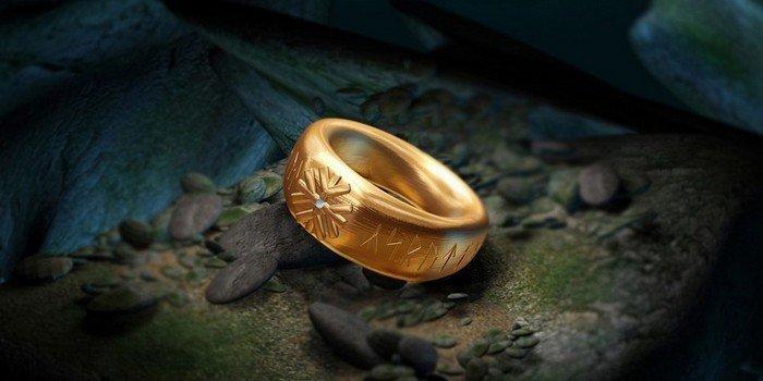 Магия обручального кольца: гадание в Рождество на кольце