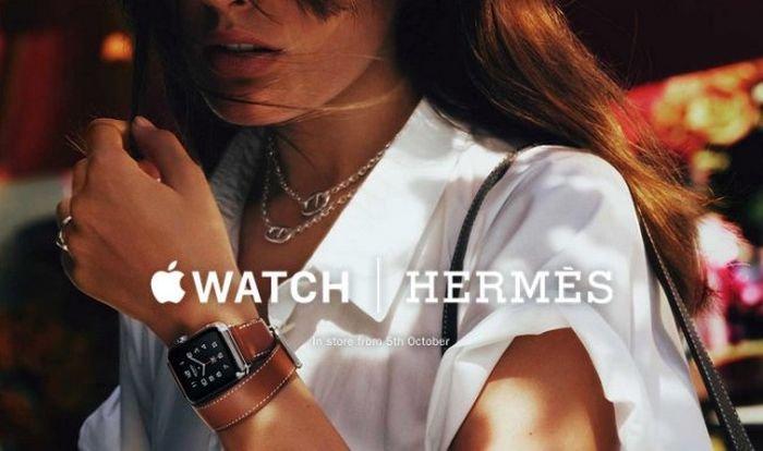 Коллекция часов Apple Watch Hermes: Высокая мода и высокие технологии