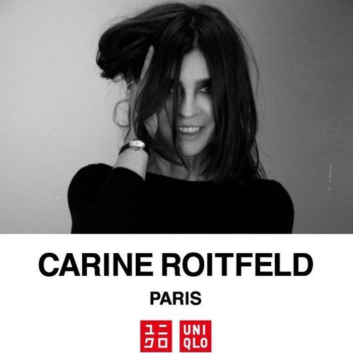 Икона стиля: совместная коллекция Karine Roitfeld x Uniqlo