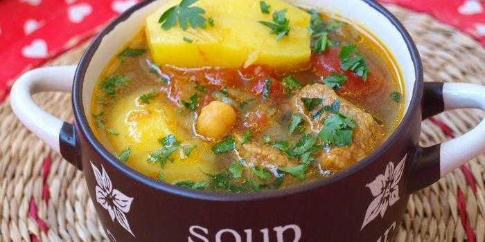 Постигаем секреты восточной кухни: учимся готовить аппетитный бозбаш
