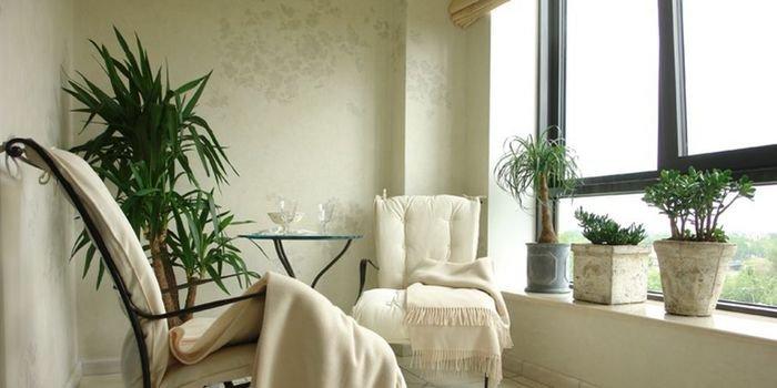 Балкон мечты, или Идеи для дизайна лоджии в современном стиле
