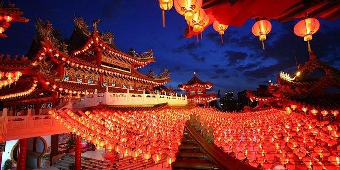 Китайский Новый год 2016: когда начинается и заканчивается год Огненной Обезьяны