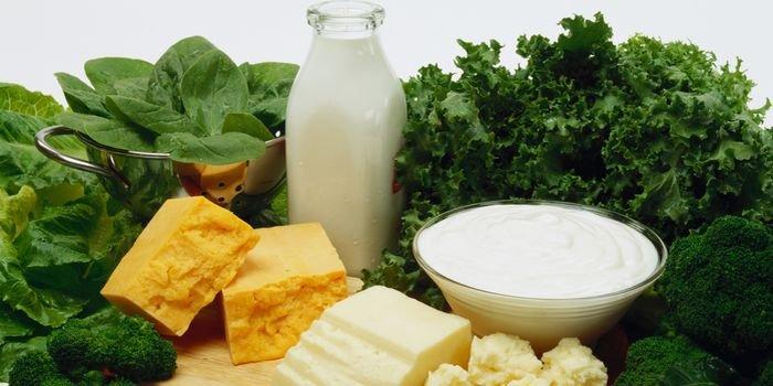 Топ-7 продуктов с высоким содержанием кальция