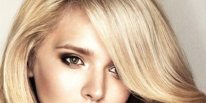 Все о блондировании темных и русых волос