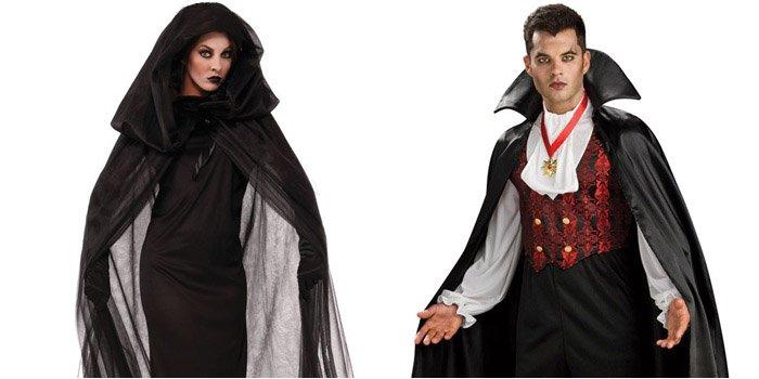 Как сделать костюм на Хэллоуин своими руками: фото- и видео-инструкции