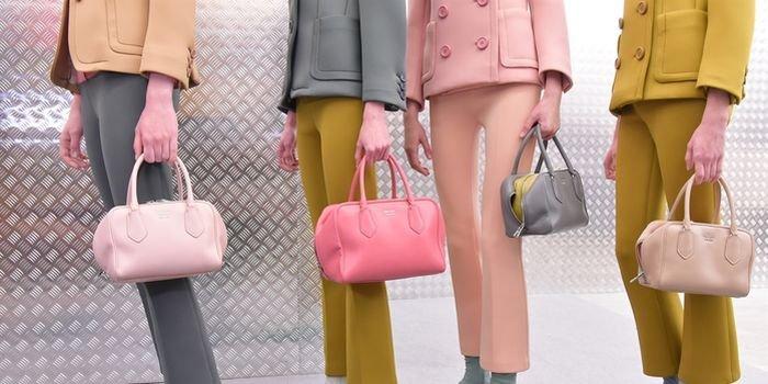 Своя ноша: модные сумки этой осени и зимы