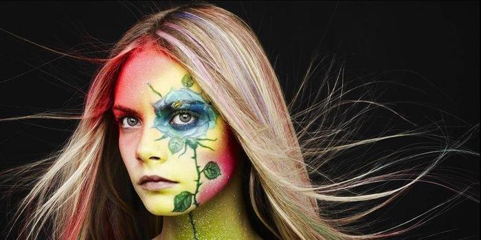 20 идей фантазийного макияжа