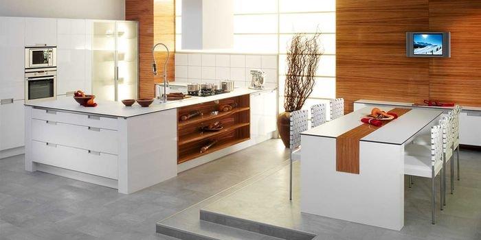 Душевно и функционально: обзор лучших стилей интерьера кухни
