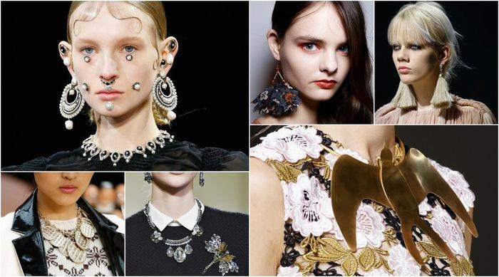Сорока-style: модная бижутерия зимы 2016