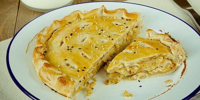 Вкусные, быстрые и простые рецепты капустных пирогов