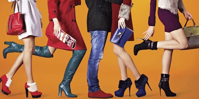Стильный дуэт: обувь + сумка как тренд этого холодного сезона