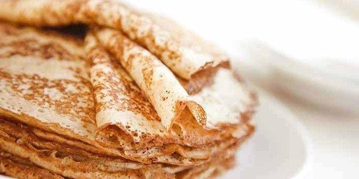 Вкусные блины на кефире: лучшие рецепты приготовления блинчиков