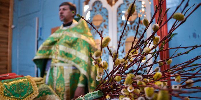 Когда Вербное воскресенье 2016? Празднуем Вход Господень