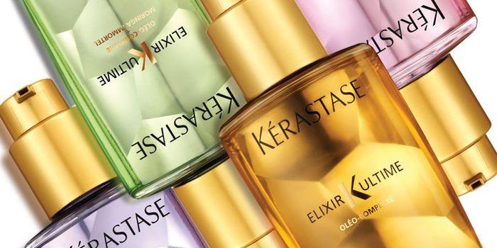 Новинки зимнего ухода за волосами Elixir Ultime от Kerastase