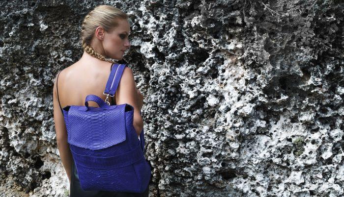 Экзотика в серых мегаполисах: рюкзаки Madeindreamland