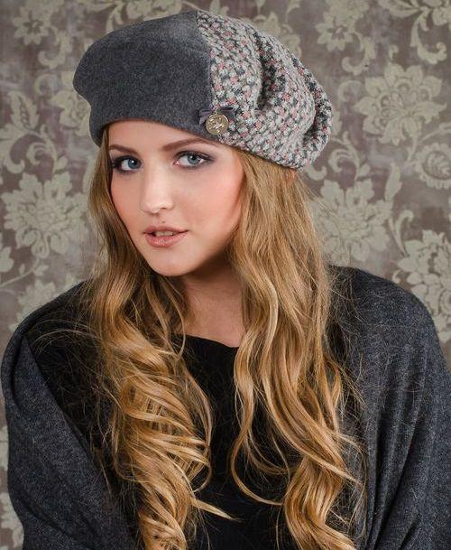 вязаные шапки 2016 модные и стильные 40 фото самые актуальные