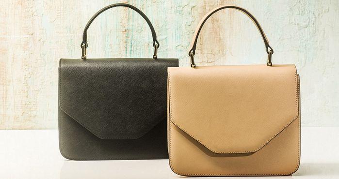 Больше сумок, хороших и разных: модные тренды холодного сезона