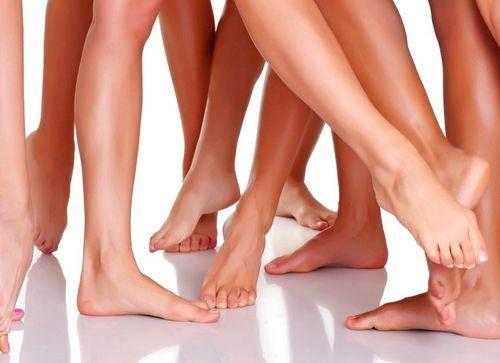 Что значит красное пятно на ноге