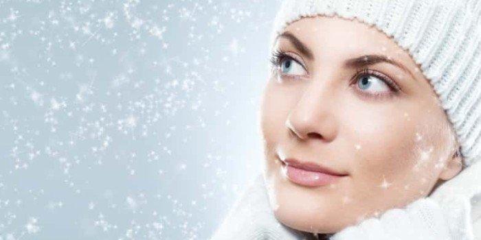 Уход за кожей зимой. Мягкая вода в действии