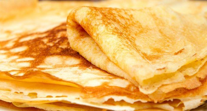 Вкус и польза на одной сковородке - кукурузные блины, рецепты с фото