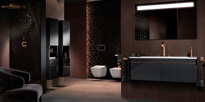 Эстетика минимализма: современная ванная комната с Villeroy & Boch